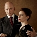 Michael Cerveris and Elena Roger in Evita