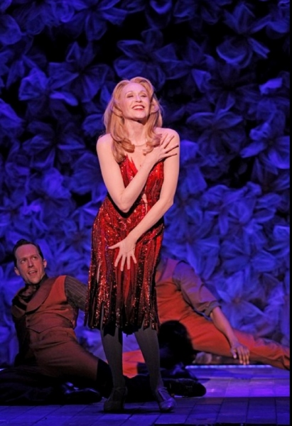 Jan Maxwell in Follies