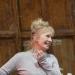 Hay Fever - Rehearsals: Lindsay Duncan