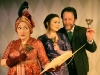 Beverley Klein, Gemma Sutton and David Burt in The Kissing Dance. Photo © Roy Tan