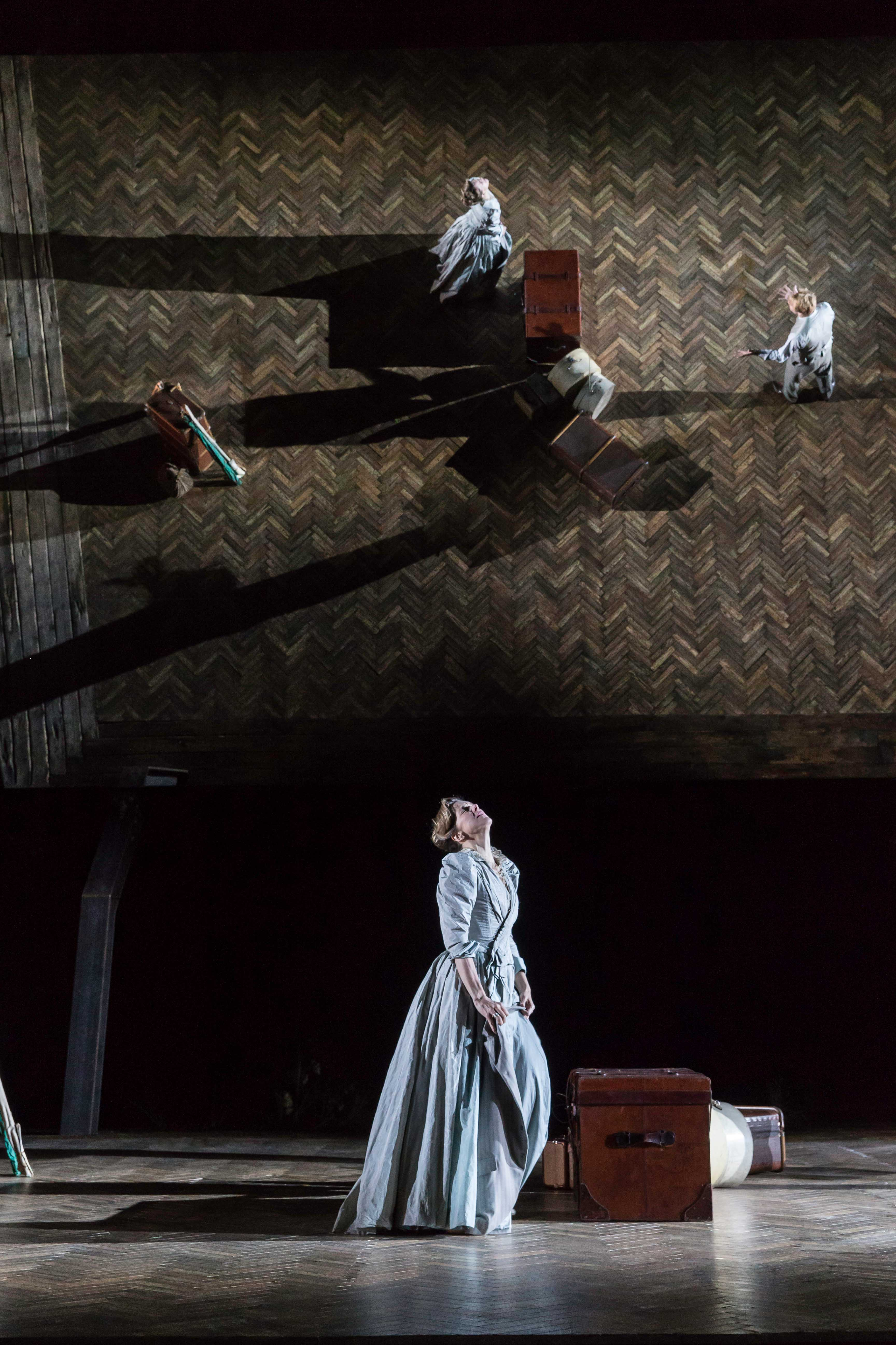 Janie Dee as Irina in The Seagull