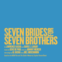 oSeven Brides for Seven  Brothers Open Air Theatre 2015